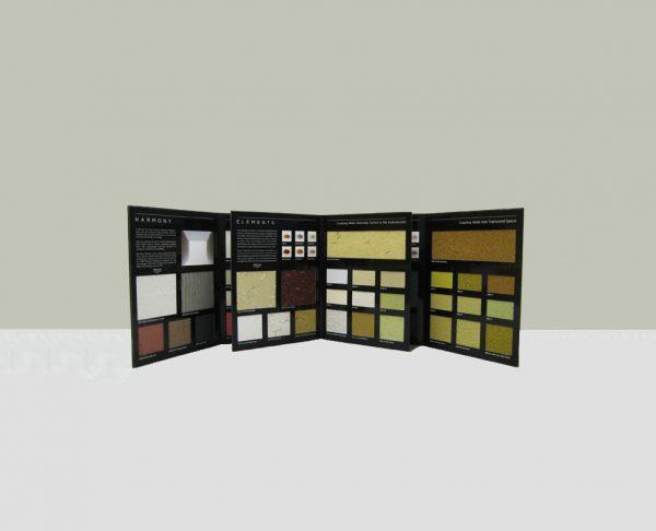Japanese Plaster Design Samples
